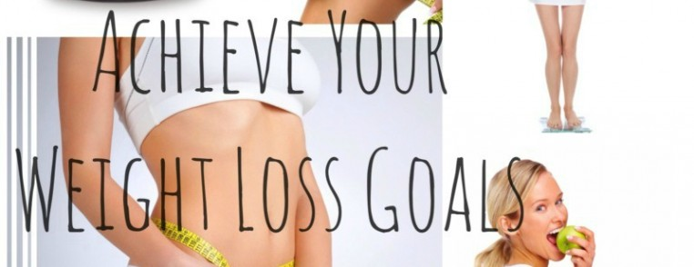 Achieve Weight Loss Goals