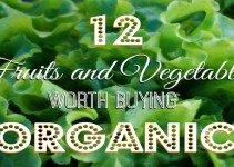 Organic Fruits and Vegetables: Are They Worth the Money? | In Wealth & Health