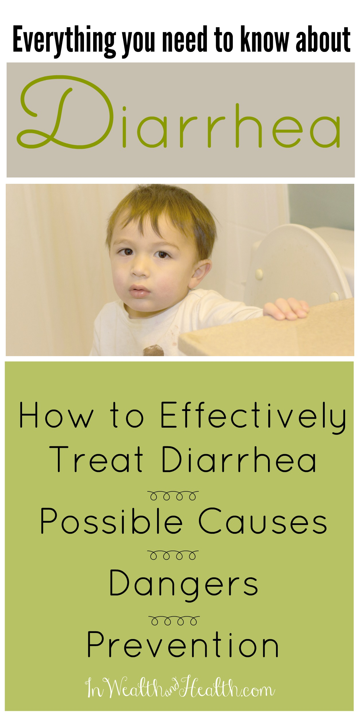 Diarrhea Remedies, Causes, Dangers & Prevention Tips