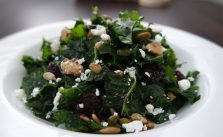 The Secret to the Best Kale Salad