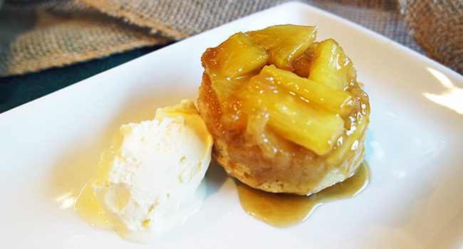 Roy's #Pineapple Upside Down Cakes Copycat Recipe