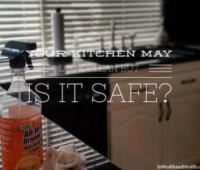 Is my kitchen safe?