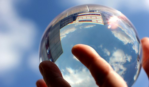Accomplish Everything - Take a Quantum Leap - inWealthandHealth - Crystal Ball