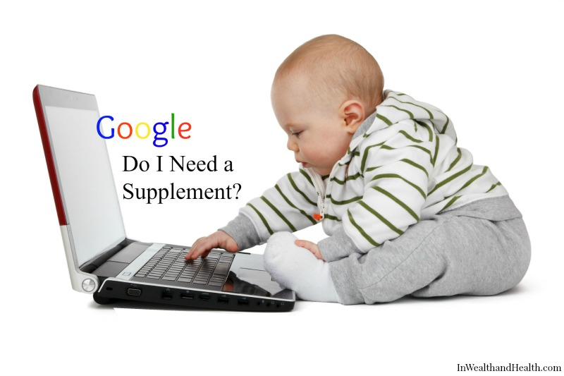Do Babies Need Supplements
