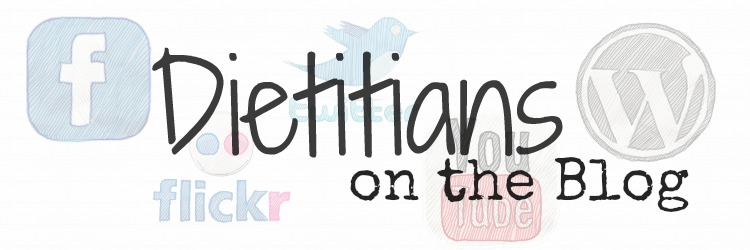 Dietitians on the blog