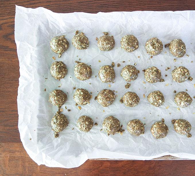 Almond Boku Superfood Bites