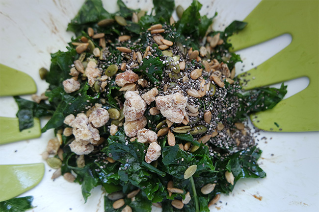 The Secret to the Best Kale SaladThe Secret to the Best Kale Salad