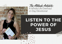 Get in a Little Jesus Time with a Daily Devotional Audio Book