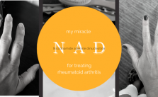 NAD and rheumatoid arthritis